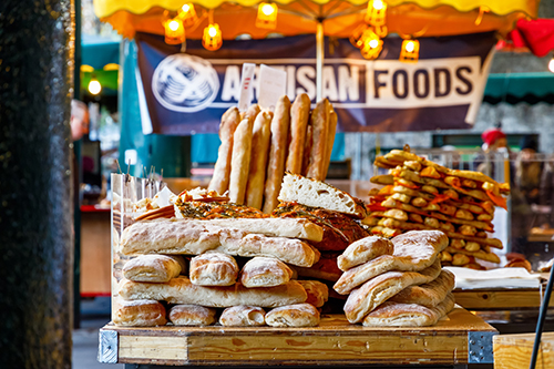 A Taste of Local Flavors in Great Britain Itineraries From Avanti Destinations